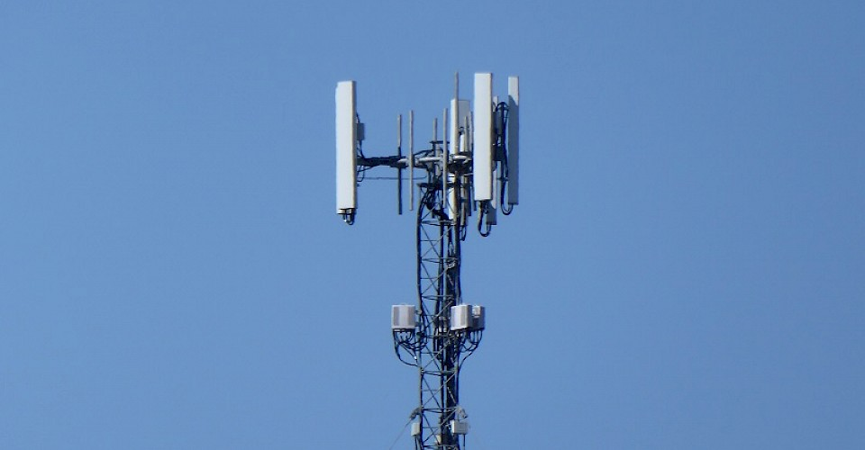 4 New Phone Towers