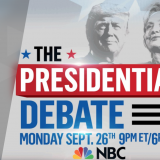 US Election Debate Live